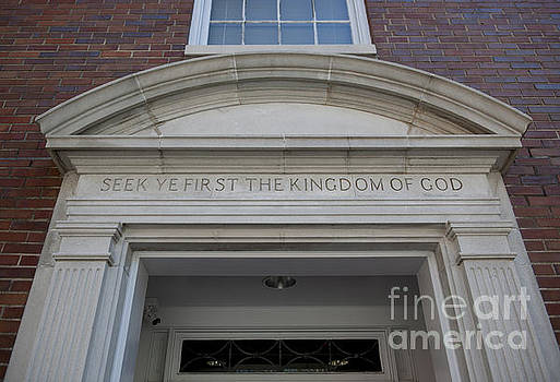 Dale Powell - Seek Ye First the Kingdom of God