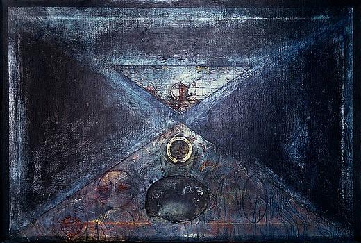 Seeker Seeking Self by Ralph Levesque