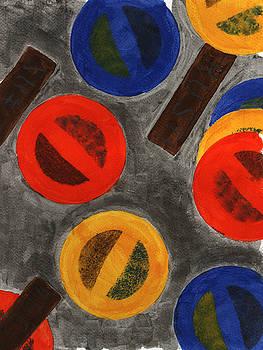 Segments 4 by David Townsend