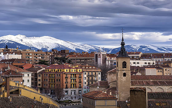 Hernan Bua - Segovia