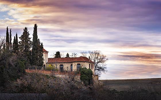 Hernan Bua - Segovia sunset