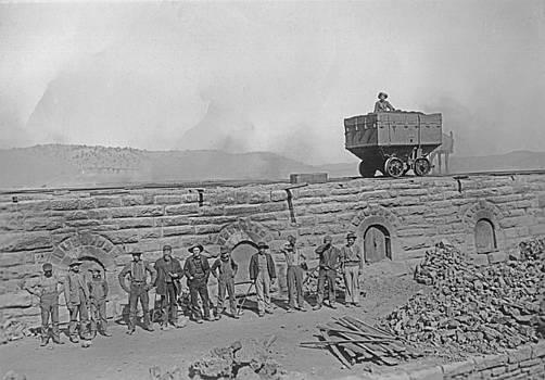 Segundo Mine by Colorado Fuel and Iron Photo Department