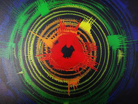 Seismic Eye by Lance Bifoss