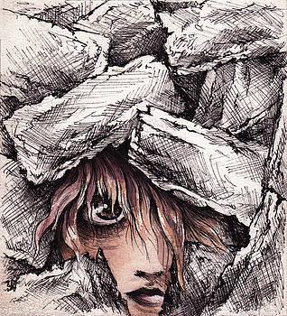 Self Destructive by Rachel Christine Nowicki