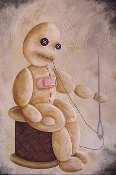 Self Infliction by Stefanie Beauregard