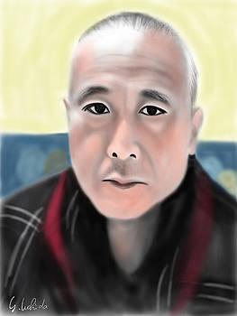 Self Portrait 11/30/2017 by Yoshiyuki Uchida