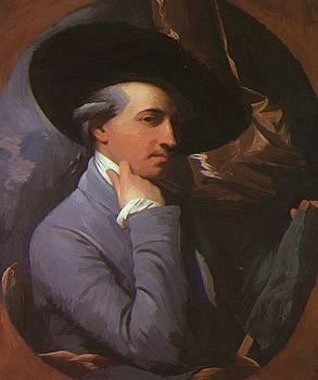 West Benjamin - Self Portrait 1770