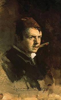 Zorn Anders - Self Portrait 1882