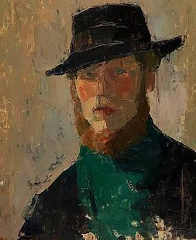 Wouters Rik - Self Portrait 1908