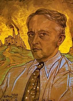 Witkiewicz Stanislaw Ignacy - Self Portrait 1938