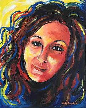 Self-Portrait 2 by Judy Swerlick