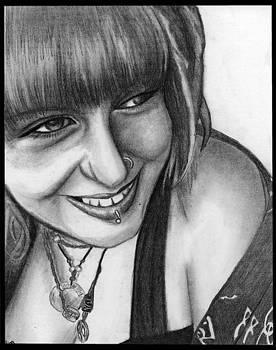 Self Portrait by Alycia Ryan
