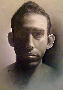 Self Portrait by Antonio Barriga