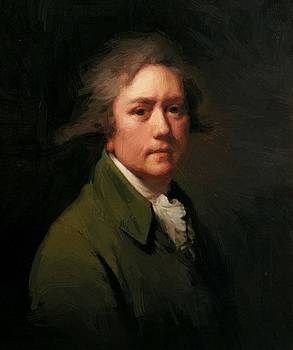 Wright Joseph - Self Portrait At The Age Of About Fifty