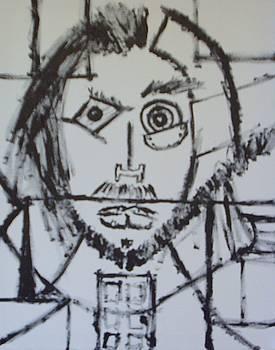 Self Portrait by Brandon Doster
