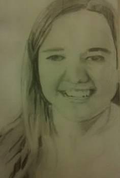 Self Portrait by Casey Bingham