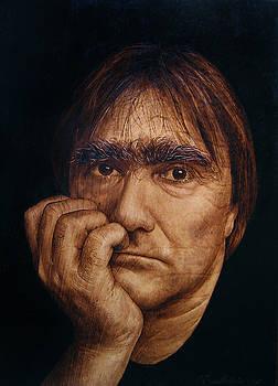 Self-Portrait by Dino Muradian