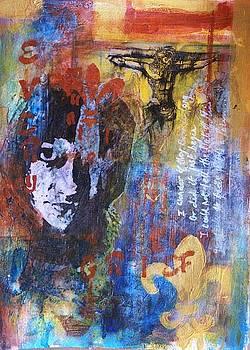 Self POrtrait-Grief by Ishita Bandyo
