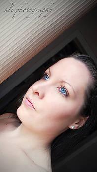 Self Portrait by Hannah Warburton