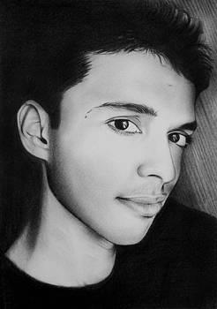 Self Portrait by Himanshu Jain