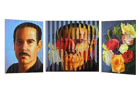 Self Portrait / Hope by Al Torres