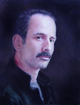 Self Portrait by James Berger