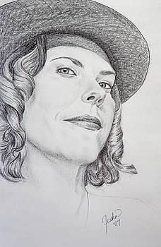 Self Portrait by Jesska Hoff