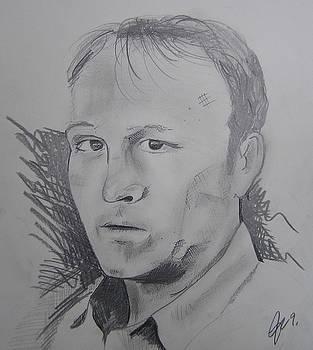 Self Portrait by Jimmy King