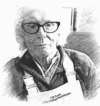 Self Portrait by Ralph Taylor