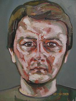 Self Portrait by Shant Beudjekian