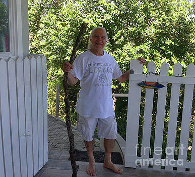 Felipe Adan Lerma - Self Portrait Two - After the Jungle Rescue in Costa Rica