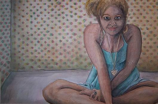 Self Portrait With Reality by Corey Stewart