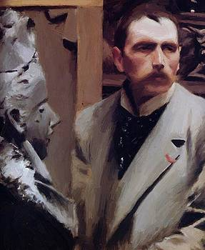 Zorn Anders - Self Portrait
