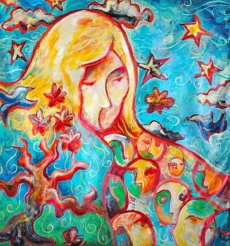 Self The Jury by Sara Zimmerman