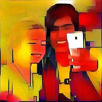Selfie by Danielle Arnal