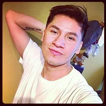 #selfie by Oscar Lopez