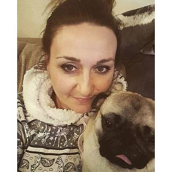 #selfie #pugsofinstagram #puglife #pug by Natalie Anne
