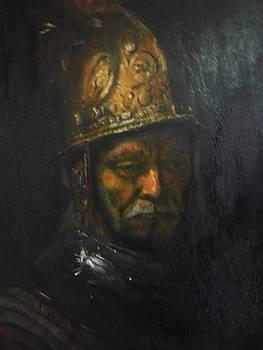 Selfportrait by Fusco