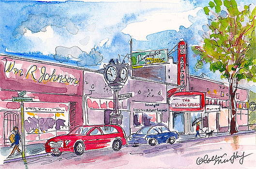 Sellwood District  by Collin Murphy
