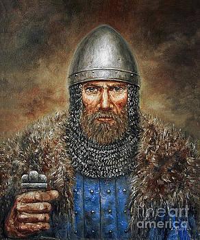 Semigalian Chieftain by Arturas Slapsys