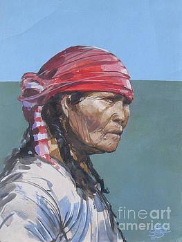 Seminole 1987 by Bob George