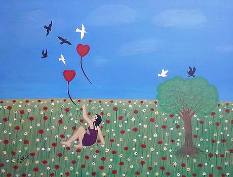 Sending you my heart by Catherine Velardo