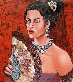 Senorita by Erica Laszlo