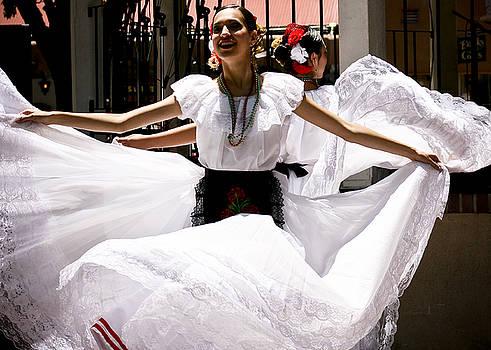 Senoritas Dancing by Nora Blansett