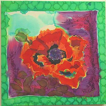 Sensational Poppy by Jill Targer