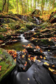 Senter Falls by Robert Clifford