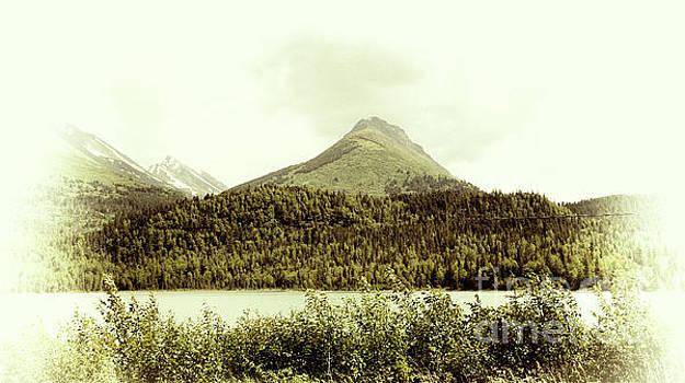 Chuck Kuhn - Sepia Alaska