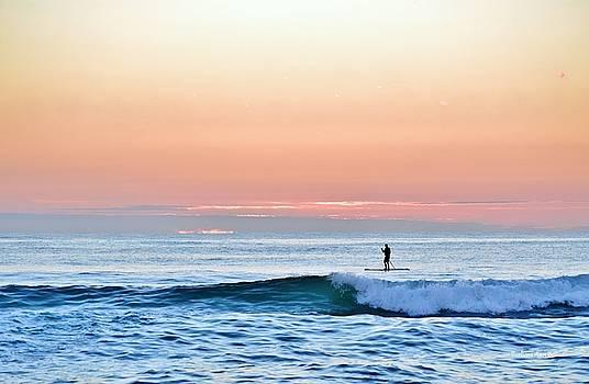 September 14 Sunrise by Barbara Ann Bell