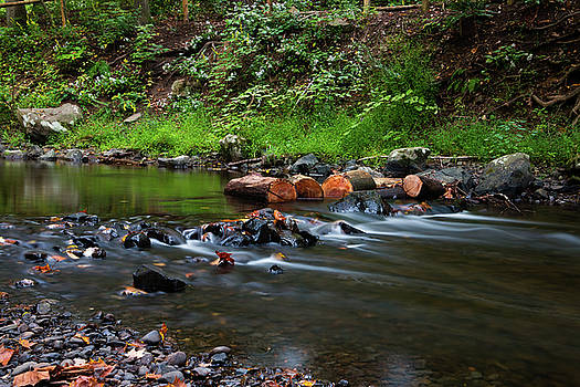 September Morning at Black Creek by Jeff Severson