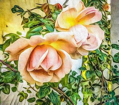 September Roses by William Wyckoff